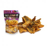 100% Crispy Seasoned Fish Chips
