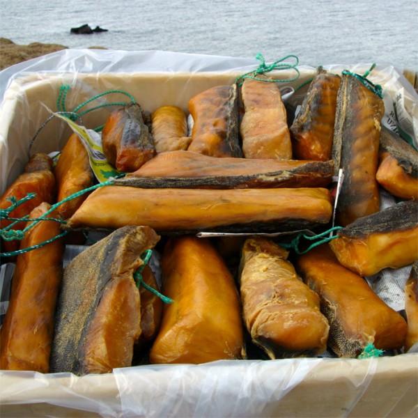 Hákarl – Putrefied Shark Meat