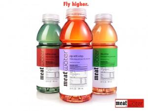 Meat Water Bottles