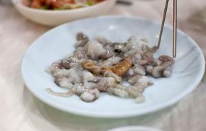 Sannakji Live Octopus