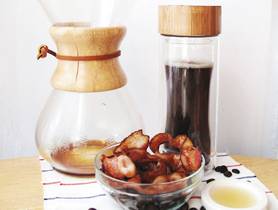 Maple Bacon Deluxe Smoked Coffee