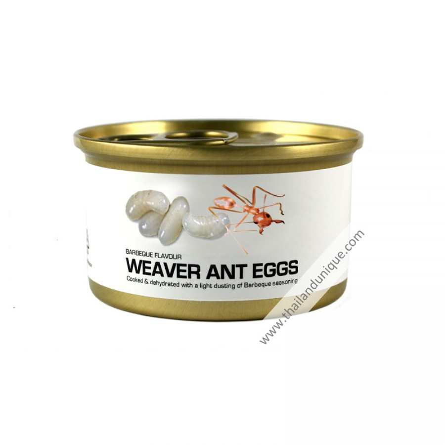 Canned Weaver Ants Eggs