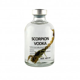 Scorpion Vodka - Armor Tail 50ml