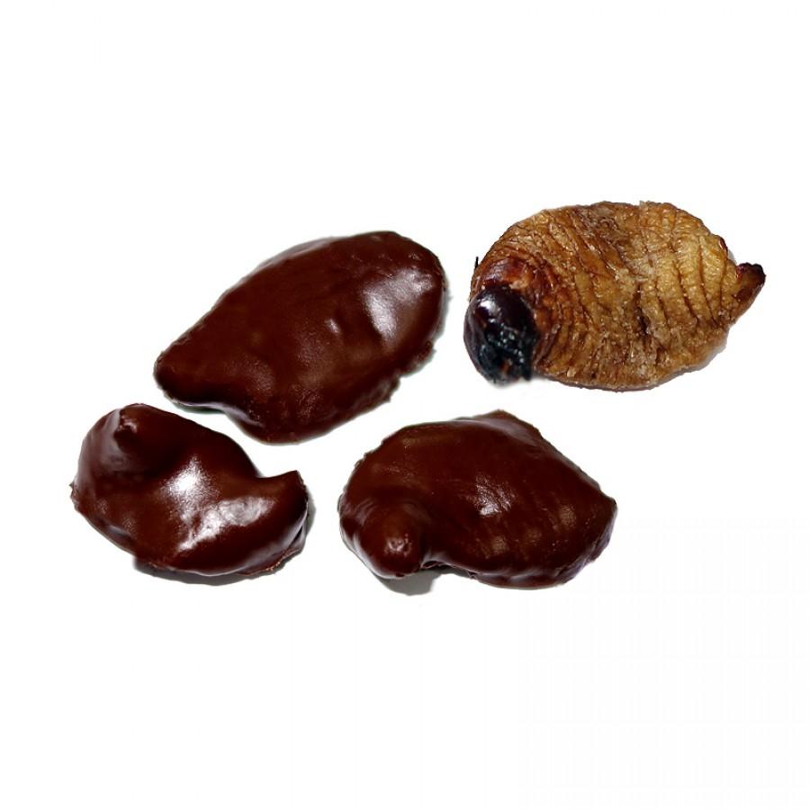 Choc Coated Sago Worms