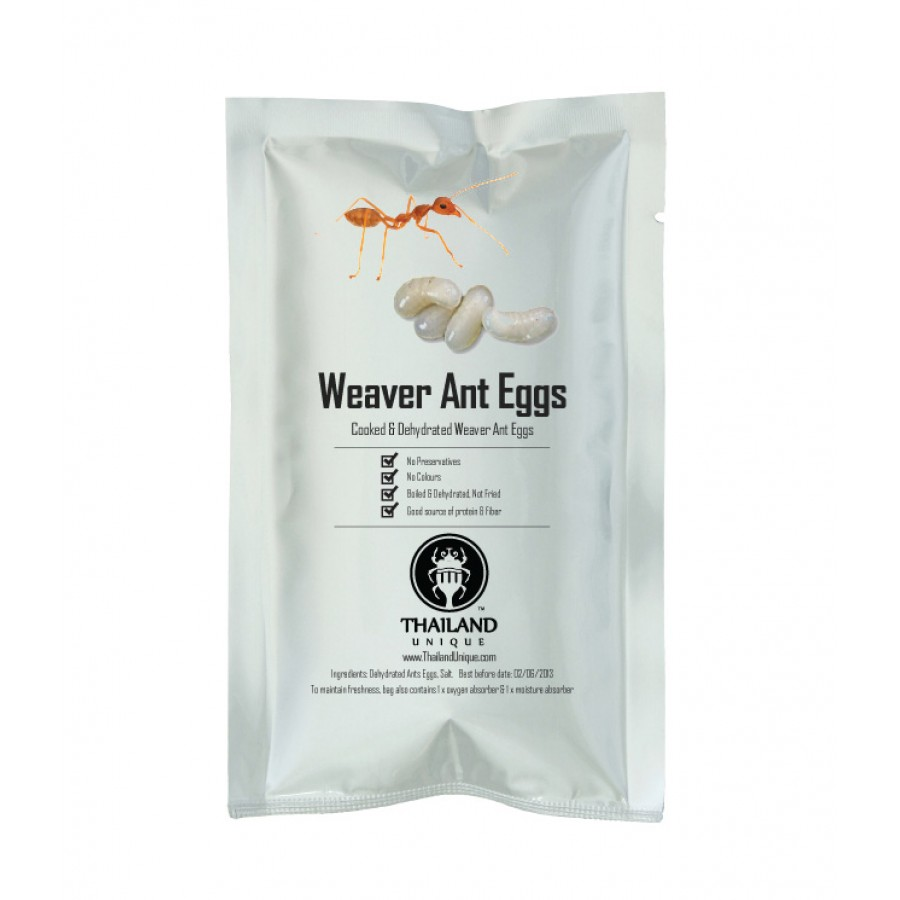 Dehydrated Weaver Ant Eggs